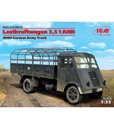 1:35 Германски лек товарен камион Рено Lastkraftwagen 3,5 t AHN