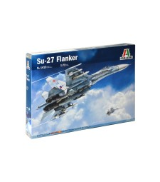 1:72 Руски изтребител SU-27A SEA FLANKER