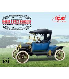 1:24 Автомобил Форд Model T 1913 Roadster