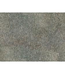 """Лист 3D картон """"Неравномерна настилка"""", 25 x 12,5 cm (H0)"""