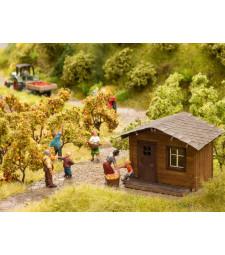 Бране на ябълки – Мини комплект NOCH H0
