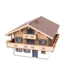 """Къща за гости """"Еделвайс"""" (H0) - 157x130x96 мм"""