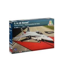 1:72 Изтребител на Швейцарските и Австралийските ВВС Ф/А-18 ХОРНЕТ F/A-18 HORNET Swiss Air Force - Royal Australian Air Force