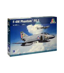 1:72 Американски двуместен реактивен изтребител F-4M PHANTOM  FG.1