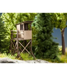 Дървена кула