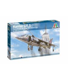 1:72 Британски изтребител HAWKER HARRIER GR.1