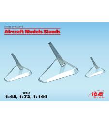 Комплект стойки за самолетни модели (1:48, 1:72, 1:144)