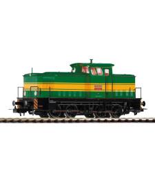 Дизелов локомотив BR 106, CD,епоха  IV