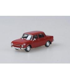 Skoda 110L 1972 - Red Brick