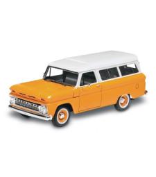 1:25 Автомобил 1966 Chevy Suburban