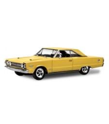 1:25 Автомобил 1967 Plymouth GTX