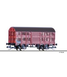 Товарен вагон за превоз на животни на БДЖ, епоха III
