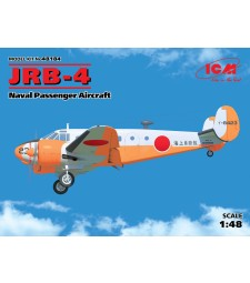 1:48 Пътнически въздухоплавателен самолет JRB-4, Naval Passenger Aircraft