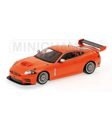 JAGUAR XKR GT3 - 2008 - ORANGE