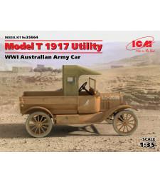 1:35 Австралийски военен автомобил Форд Модел Т 1917, Първа световна война
