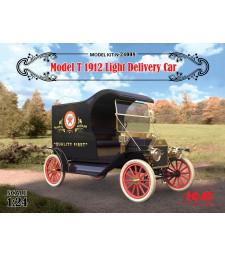 1:24 Лек товарен автомобил Форд Модел Т, 1912 (Model T 1912 Light Delivery Car)