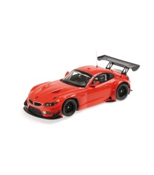 BMW Z4 GT3 - 2012 - STREETVERSION - RED  L.E. 504 pcs.