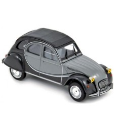CITROEN 2CV Charleston 1982 - Black & Grey
