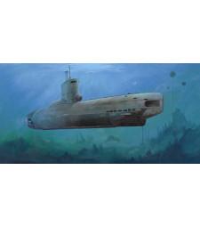 1:144 German Type XXIII U-Boat