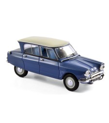Citroën Ami 6 1967 - Brouillard Blue