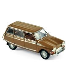 Citroën Ami 6 Club Break 1968 - Dark Gold