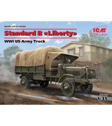 """1:35 Американски военен камион от Първата световна война Standard B """"Liberty"""" (100% нова отливка)"""