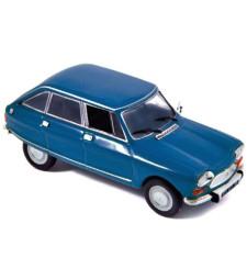 Citroеn Ami 8 1969 - Blue
