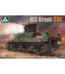 1:35 Британски среден танк М3 ГРАНТ (BRITISH MEDIUM TANK M3 GRANT CDL)