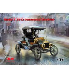1:24 Американски автомобил модел T 1912
