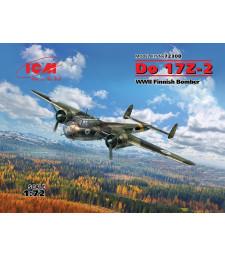 1:72 Финландски бомбардировач Do 17Z-2