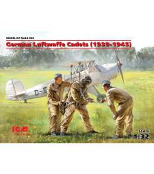 1:32 Германски кадети от Луфтвафе (1939-1945) (3 фигури) (100% нови отливки)