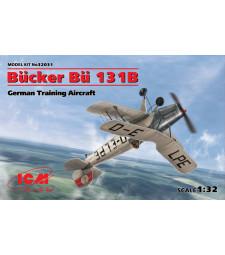 1:32 Германски тренировъчен самолет Bucker Bu 131B