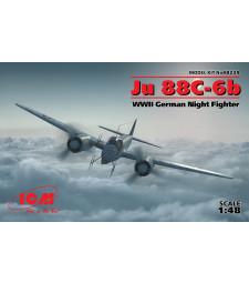 1:48 Германски нощен изтребител Ju 88С-6b