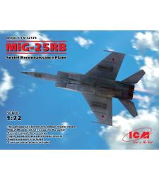 1:72 Съветски разузнавателен самолет Миг-25 РБ
