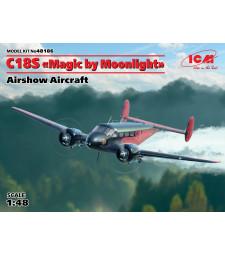 """1:48 Самолет за въздушно шоу 18С """"Магия на Лунната светлина"""" (18S """"Magic by Moonlight"""", Airshow Aircraft)"""