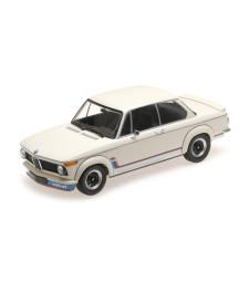 BMW 2002 TURBO - 1973 - WHITE