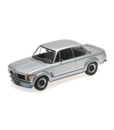 BMW 2002 TURBO - 1973 - SILVER