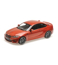 BMW M2 COMPETITION – 2019 – ORANGE METALLIC