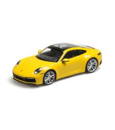 PORSCHE 911 CARRERA 4S - 2019 - YELLOW