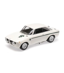 ALFA ROMEO GTA 1300 JUNIOR - 1971 - WHITE