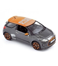 CITROEN DS3 Racing 2010 Grey with orange roof