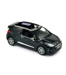 CITROEN DS3 Cabrio 2013 – Black