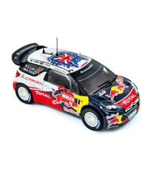 CITROEN DS3 WRC Rally GB'11 #1 World Champion Loeb / Elena