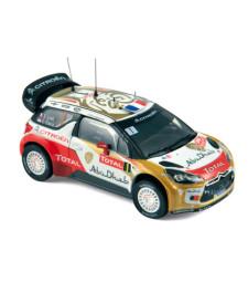 Citroеn DS3 WRC Winner Monte-Carlo 2013 - Loeb / Elena