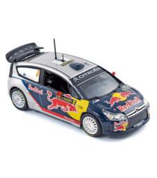 Citroen C4 WRC Rallye de Suиde 2010 Raikkonen / Lindstrem