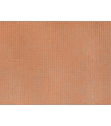 Покривни плочки, червени (28 x 10 cm) - 3D гъвкаво фолио