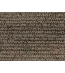 Фина зидария (28 x 10 cm) - 3D гъвкаво фолио