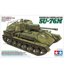 1:35 Самоходно оръдие СУ-76М (SU-76M)
