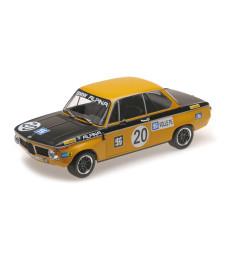 BMW 1600 - BMW ALPINA - HELMUT MARKO - CLASS WINNER AUSTRIA TROPHAE SALZBURGRING ETCC 1970