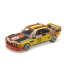 BMW 3.0 CSL – BMW-FALTZ-ALPINA-TUNING – WERNER SCHOMMERS – NORISRING TROPHÄE 1974 L.E. 350 PCS.